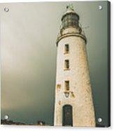 Old Style Australian Lighthouse Acrylic Print