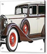 Old Time Auto Acrylic Print