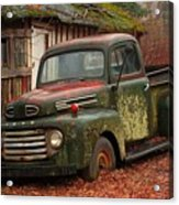 Old Timer Acrylic Print