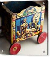 Old Toy Acrylic Print
