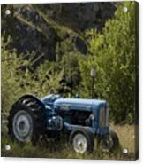 Old Tractor 5 Acrylic Print