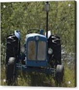 Old Tractor 6 Acrylic Print