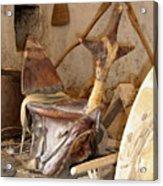 Old Tradtional Libyan Tools Acrylic Print
