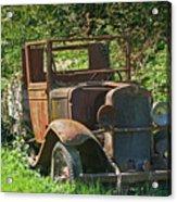 Old Truck II C1002 Acrylic Print