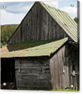 Old Virginia Barn Acrylic Print