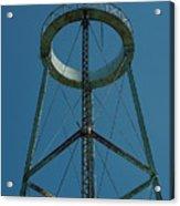 Old Watertower  Acrylic Print