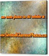 Old Website Acrylic Print