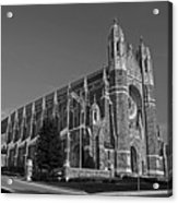 Old West End Our Lady Queen Of The Most Holy Rosary Cathedral II Acrylic Print