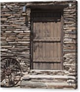 Old West Acrylic Print
