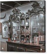 Old West Saloon Acrylic Print