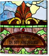 Old Window 2 Acrylic Print