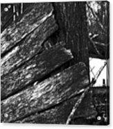Olddoornextdoor16-18 Acrylic Print