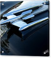 Old's 88 Hood Ornament  Acrylic Print