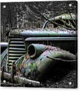 Oldsmobile 3 Acrylic Print