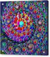 Ole Carnival Days Acrylic Print