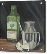 Olive Oil Acrylic Print