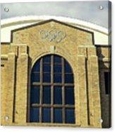 Olympic Center  Acrylic Print