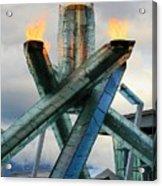 Olympic Flame Acrylic Print
