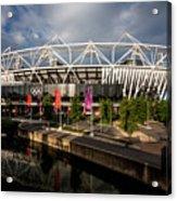 Olympic Stadium Acrylic Print