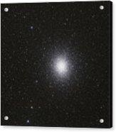 Omega Centauri Globular Star Cluster Acrylic Print