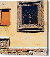 Omerta Acrylic Print