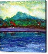 Ometepe Island 1 Acrylic Print