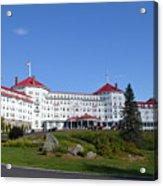 Omni Mount Washington Resort Acrylic Print