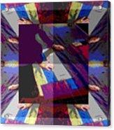 Omnium Plenum Est Acrylic Print by Eikoni Images