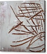 Omuyimbi  - Tile Acrylic Print