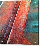 On Edge Acrylic Print