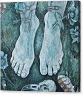 On Sacred Ground Acrylic Print