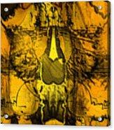 On Sinai Acrylic Print