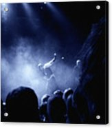 On Stage Acrylic Print