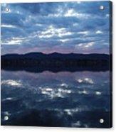 On Still Waters  Acrylic Print