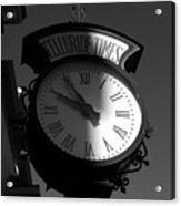 On Telluride Time Acrylic Print