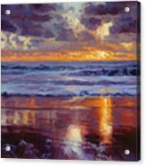 On The Horizon Acrylic Print