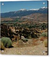 On The Road To Virginia City Nevada 20 Acrylic Print