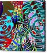 On The Same Wavelength Acrylic Print