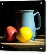 On The Table 1- Photograph Acrylic Print