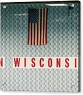 On Wisconsin  Acrylic Print