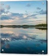 Onaping Reflections Acrylic Print