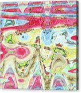 Ondes De Choc / Shock Waves Acrylic Print