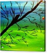 One Alive Acrylic Print