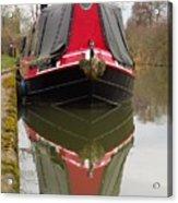 One Eyed Boat Acrylic Print