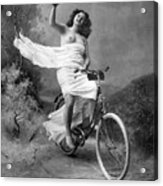 One For The Road, C1900 Acrylic Print