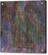 One Million Colors Acrylic Print