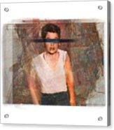 one of Franks boys Acrylic Print