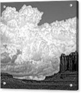 One Sky Above Us Acrylic Print