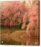 One Spring Day - Holmdel Park Acrylic Print