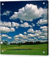 One Summer Day Acrylic Print